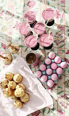 Pink Eggs & Milkshakes | by Mokkasin