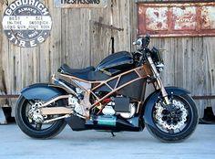 Brutus Electric Motorcycle