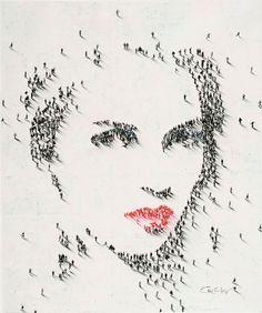 People as Pixels by Alan Craig (3)