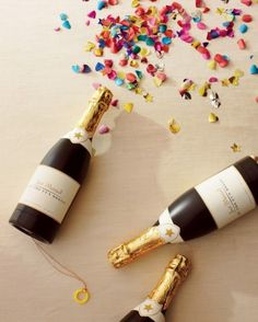 Drink Your Champagne and Eat It, Too! 6 Other Ways to Serve Bubbly at Your Wedding