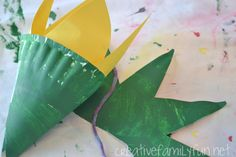 Paper Plate Statue of Liberty Dress-Up Kit