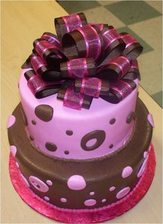 Cake Designs Jackie Brown Croydon : Pink Browning cake. ! ! ! TEEN PARTY IDEAS - JACKIE ...