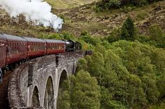 Steam Train from Fort William