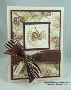 Lovely. christma card, stamp sets, paper, masculine cards, holiday cards, fall cards, stampin up christmas cards, retirement cards, stampin up cards