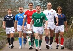 Six Nations:  Scotland  Italy  Wales  Ireland  England  France