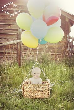 Hot Air Balloon Baby