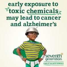 Sign the petition and #FightToxins with Seventh Generation #ad #MC