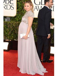 Kristen Bell in Jenny Packham