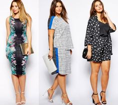 Awesome Fashion Brands for Sizes 10 and Up - Clothes for Curvy Women - Cosmopolitan