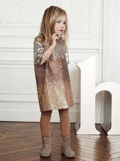 Chloe Children's Wear Look Book Autumn-Winter 2011-2012