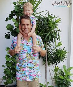 Get you and your mini me exact matching Flamingo Shirts to stand out in style! 📸 @littleapril_littlefinn  Available now via www.islandstyleclothing.com.au 🌴 Shop now, pay later with @afterpay.it .  #flamingo #flamingoclothing #flamingos #partyseason #luauparty #cruisewear #hawaiianshirt #flamingoshirt #partyshirt #partyshirts #printshirt #hawaiianshirts #mensfashion #matchingset #flamingoset #fatherson #fatherandson #fathersonmatching #minime #matchingshirts #vacayshirts