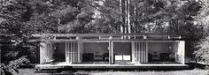 Niels Bohr's summer house by Vilhelm Wohlert