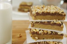 the kitchen is my playground: toffee bars & honoring my mom