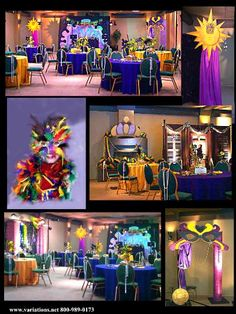 Themes 50th Parties Theme Parties New Orleans Wedding Orleans Theme