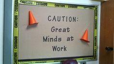 Construction Theme Bulletin Boards | bulletin boards