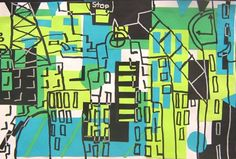 Fernand Leger City Collage
