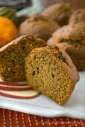 Pumpkin Muffins Recipe Video: For an on-the-go breakfast, try these delicious, healthy muffins. These easy pumpkin muffins make a healthy snack, too. #hearthealthy #diabetes #recipe