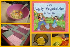 The Educators' Spin On It: Little Hands that Cook with Books: Alphabet Soup