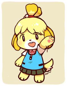 ✿ Animal Crossing Fan Art