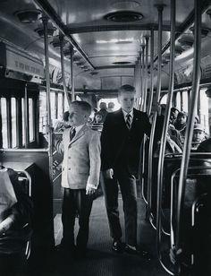 Interior of a DC Transit PCC.