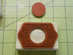 Tutorial on my blog on how to use left-over rubber guts from your stamp sets. Stampin' Up! products. Debbie Henderson, Debbie's Designs.