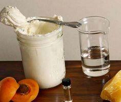 Homemade shaving cream recipe