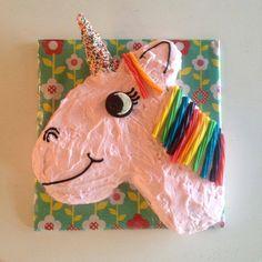 So, so cute!!  Made by JJ Heller (https://www.facebook.com/jjhellermusic) for her Daughter's Unicorn Birthday Party! :D