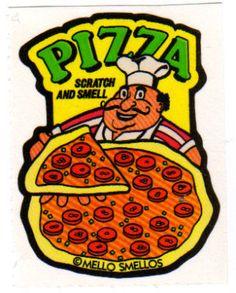 Mello Smell! - Pizza