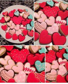 #Valentine's Cookies