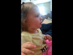 Daughter horrified when dad shaves bushy beard during game of peekaboo | fox8.com