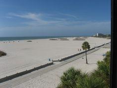 Treasure Island, Florida - love the beach here.