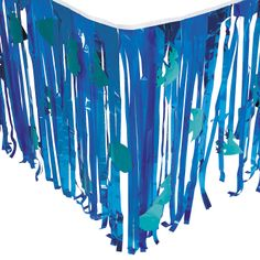 Under The Sea Tableskirt With Cutouts - OrientalTrading.com
