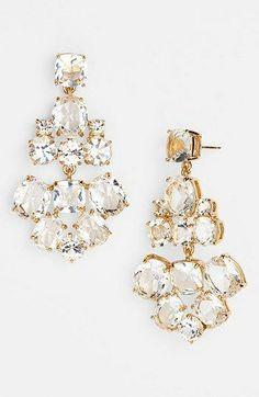 kate spade party earrings