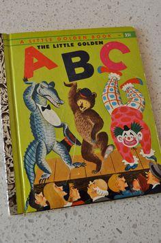 50's little golden books