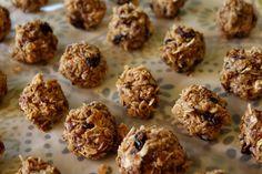 Landing On Love: Food for Energy - Protein Balls - No Bake!