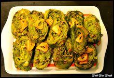 Patrode recipe: Chinese Pak Choy leaves Patrode/ Pathrode/ Patra/ Patiud/patode