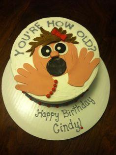 Happy Birthday Cindy!!!