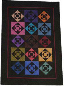 - Amish Square on Square Kit - Fabric - www.yoderdepartmentstore.com - squar kit