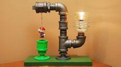 Super Mario Lamp Is Boss