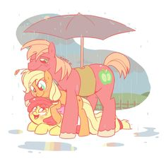 +MLP - Apple Shelter+ by ~Kelsea-Chan