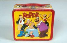 """Popeye"" Lunch Box"
