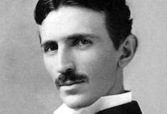"""If you want to find the secrets of the universe, think in terms of energy, frequency and vibration."" ~ Nikola Tesla"