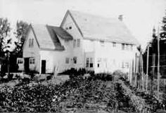 The McLean house was built in 1927 for Dr. Edward McLean and his family.