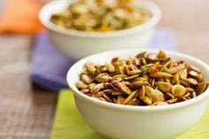 How to Roast Pumpkin Seeds | Toasted Pumpkin Seeds Recipe | Brown Eyed Baker