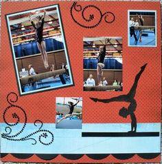 gymnastics ideas