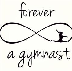 Gymnastics will always be with me ✨.