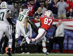 New York Jets vs. New England Patriots - Photos - October 21, 2012 - ESPN