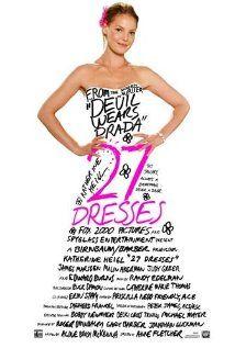 film, chick flick, dress 2008, 27 dress, watch, dresses, book, 27dress, favorit movi