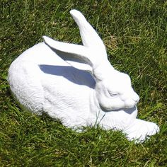 I pinned this Rabbits Statue from the Alice in Wonderland event at Joss and Main!