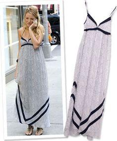 Cute Maxi dress! :)